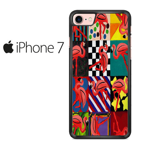 Abstract Art Portrait Iphone 7 Case
