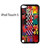 Abstract Art Portrait Ipod Touch 5 Case
