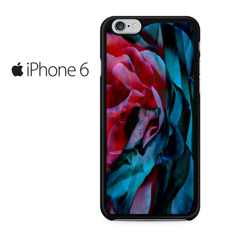 Abstract Flower Art Iphone 6 Iphone 6S Case