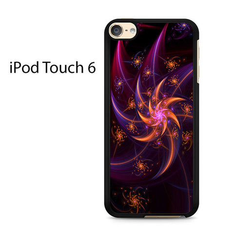 Abstract Galaxy Ipod Touch 6 Case