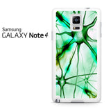 Abstract Neurons Samsung Galaxy Note 4 Case