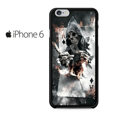 Ace Skull Iphone 6 Iphone 6S Case