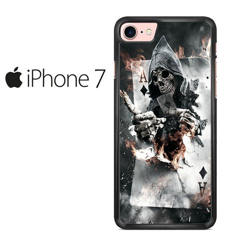 Ace Skull Iphone 7 Case
