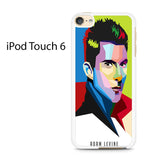 Adam Levine Art Ipod Touch 6 Case