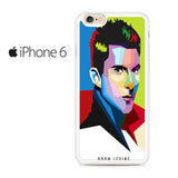 Adam Levine Art Iphone 6 Iphone 6S Case