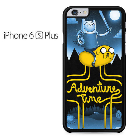 Adventure Time Poster Iphone 6 Plus Iphone 6S Plus Case