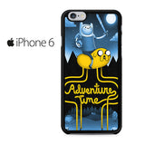 Adventure Time Poster Iphone 6 Iphone 6S Case