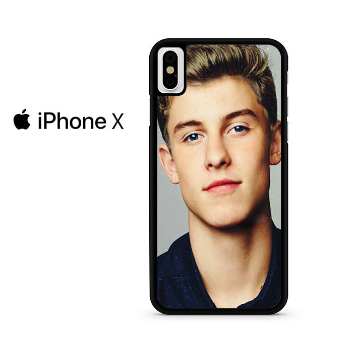 size 40 97bdb d2f09 Shawn Mendes Hair Blonde Iphone X Case