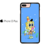 Spongebob Bubble Iphone 8 Plus Case