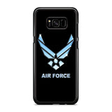 Air Force Logo Samsung Galaxy S8 Plus Case