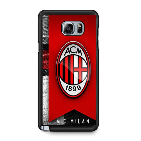 1899 Ac Milan Club Samsung Galaxy Note 5 Case