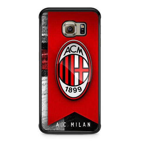 1899 Ac Milan Club Samsung Galaxy S6 Edge Case