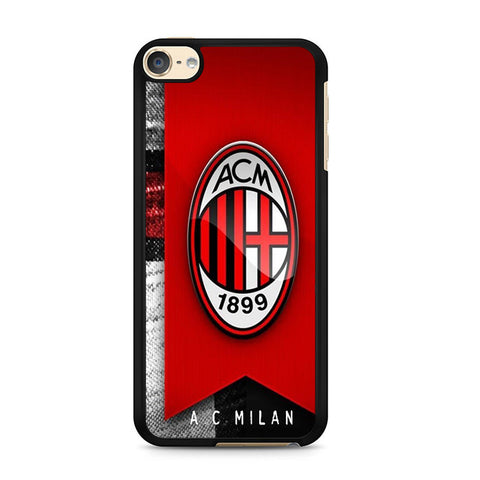 1899 Ac Milan Club Ipod Touch 6 Case