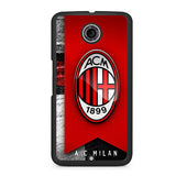 1899 Ac Milan Club Nexus 6 Case