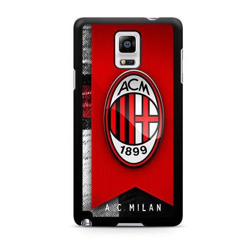 1899 Ac Milan Club Samsung Galaxy Note 4 Case