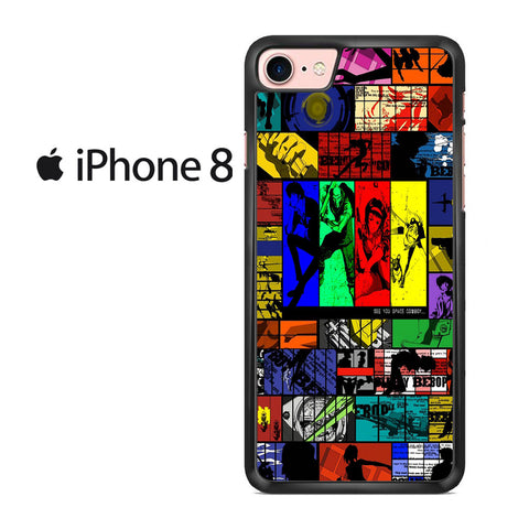 Cowboy Bebop Poster Iphone 8 Case