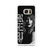Taylor Swift Reputation Rep Samsung Galaxy S7 Edge Case