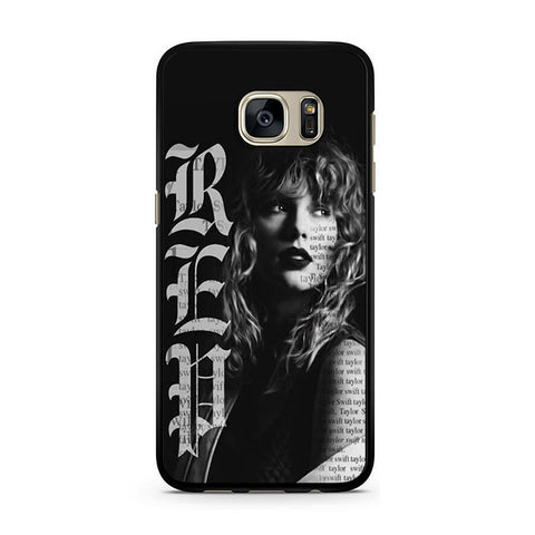 Taylor Swift Reputation Rep Samsung Galaxy S7 Case