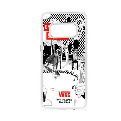 d58465384a0fb9 The Story Of Vans Samsung Galaxy S8 Case – Comerch