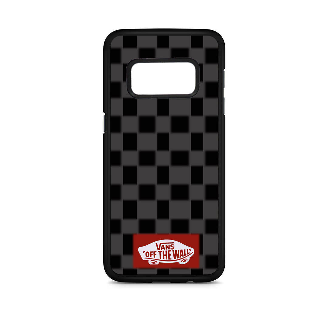 7e85ed01b29dee Vans Black Grey Block Samsung Galaxy S8 Case – Comerch