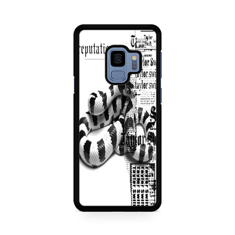 Taylor Swift Snake Samsung Galaxy S9 Case