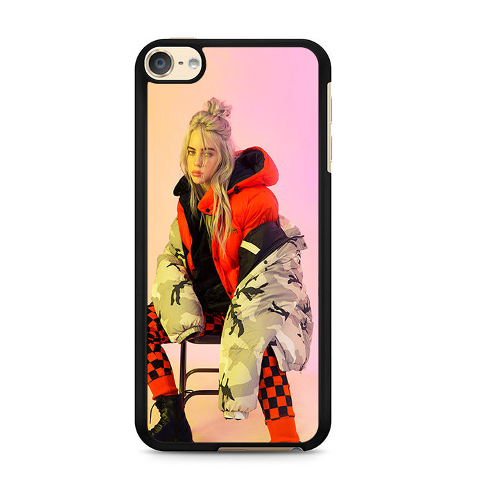 superior quality c7c4b 96a39 Billie Eilish Outfitter Ipod Touch 6 Case