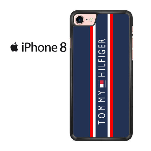 Stripes Block Tommy Hilfiger Iphone 8 Case