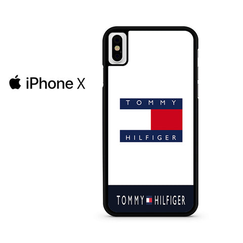 Tommy Hilfiger 13 Iphone X Case