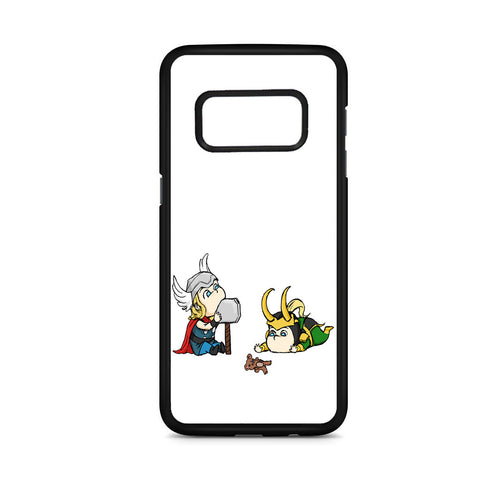 Baby Thor And Loki Samsung Galaxy S8 Case