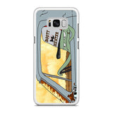 Squidbillies In Car Samsung Galaxy S8 Plus Case