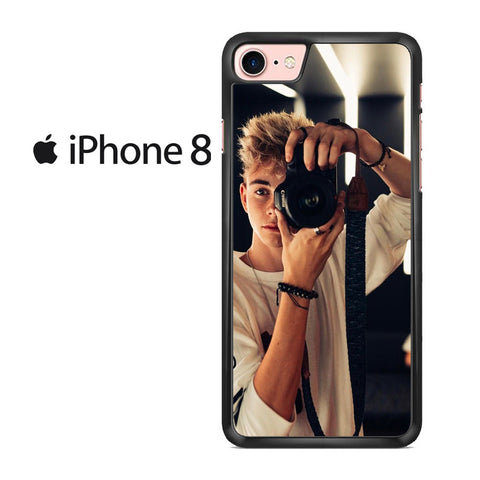 Corbyn Besson Iphone 8 Case