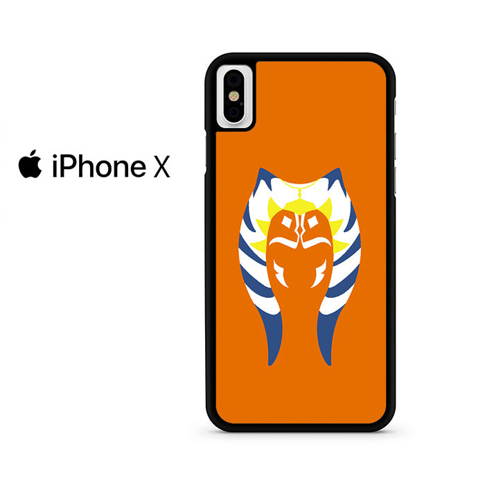innovative design 6be8e ae70b Minimal Ahsoka Tano Iphone X Case