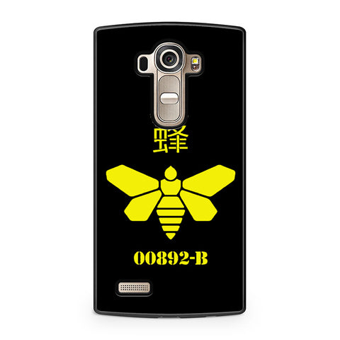 00892-B Breaking Bad LG G4 Case