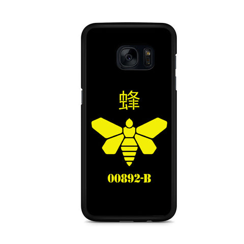 00892-B Breaking Bad Samsung Galaxy S7 Edge Case