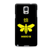 00892-B Breaking Bad Samsung Galaxy Note 4 Case