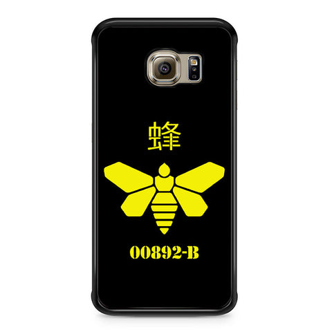 00892-B Breaking Bad Samsung Galaxy S6 Edge Case