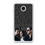 30 Second To Mars Band Lyrics Nexus 6 Case