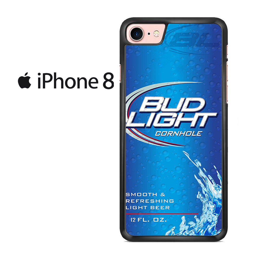 official photos 51736 ccd63 Bud Light Beer Iphone 8 Case