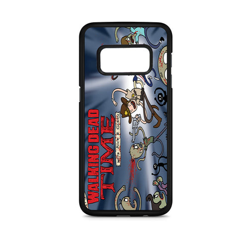 Walking Dead With Rick And Glenn Samsung Galaxy S8 Case