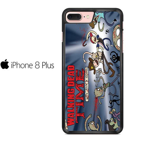 Walking Dead With Rick And Glenn Iphone 8 Plus Case