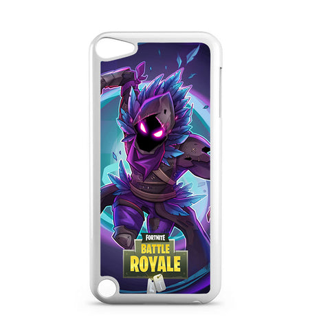 low priced 5710b fb77e Raven Fortnite Ipod Touch 5 Case