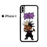 XXXTentacion Rugrats Iphone X Case
