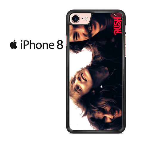 Rock Band Rush Iphone 8 Case