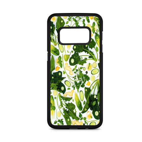 Vegetable Art Samsung Galaxy S8 Case