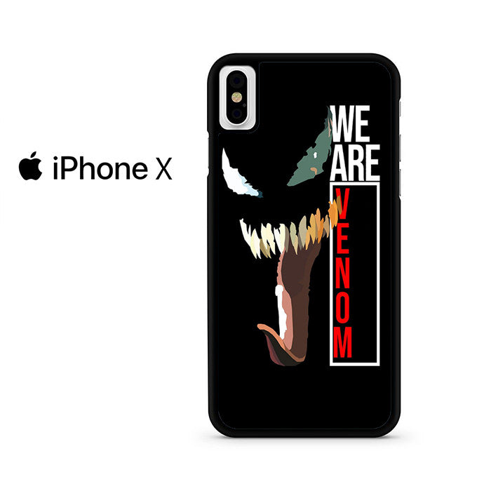 new styles 67478 2454a We Are Venom Iphone X Case