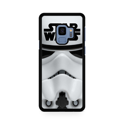 Stormtrooper Faces Samsung Galaxy S9 Case