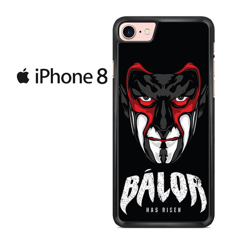 The Demon Finn Balor Iphone 8 Case