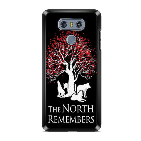 The North Remember Tree LG G6 Case