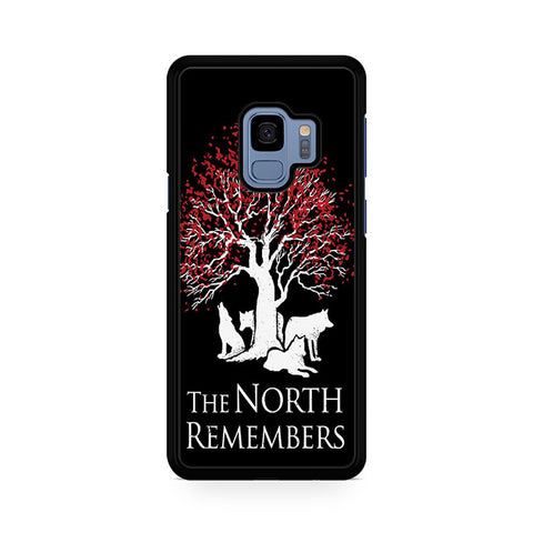 The North Remember Tree Samsung Galaxy S9 Case