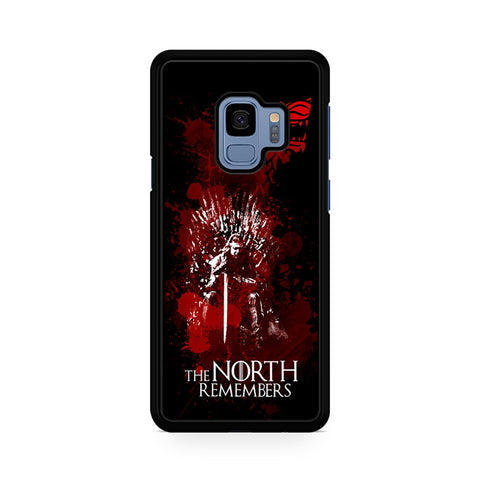 The North Remembers Game Of Thrones Samsung Galaxy S9 Case